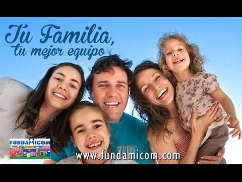 Canción: Yo creo en la Familia. Fundamicom