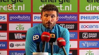PSV-trainer Mark van Bommel over zijn tijd bij Fortuna Sittard, de sterke punten van de Limburger...