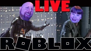 ROBLOX LIVE WITH MY DAD! | JAILBREAK | SHOOT HELICOPTERS UPDATE | MM2
