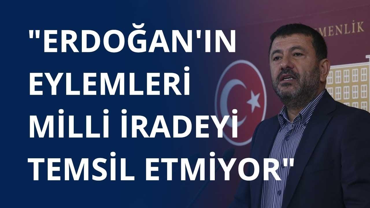 Veli Ağbaba: AKP, ülkeyi din adına çiftlik gibi yönetiyor - HABERE DOĞRU (26 MART 2021)
