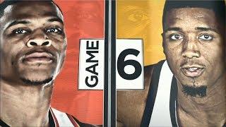 2018 NBA Playoffs Round1 Thunder vs Jazz Game 6 ESPN Intro