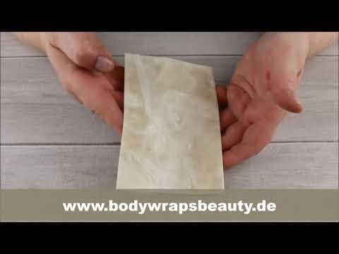 It Works! Body Wrap deutsch | Cellulite straffen in 45 Minuten | Hilfe zum Abnehmen