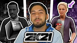 15 NEW Things NOTICED In OFFICIAL GAMEPLAY NBA 2K21 NEXT GEN