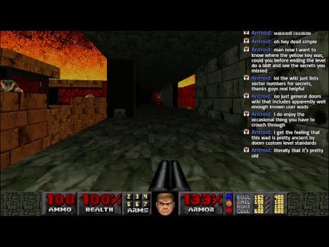 Stream - 06.01.18 - Doom2 - Threshold of Pain p3