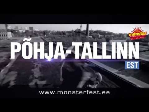 Estonian Artists @ Monster Music Festival 2013