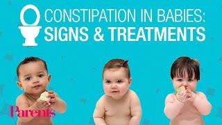 Constipation In Babies: Sign and Treatments | Poop Scoop | Parents