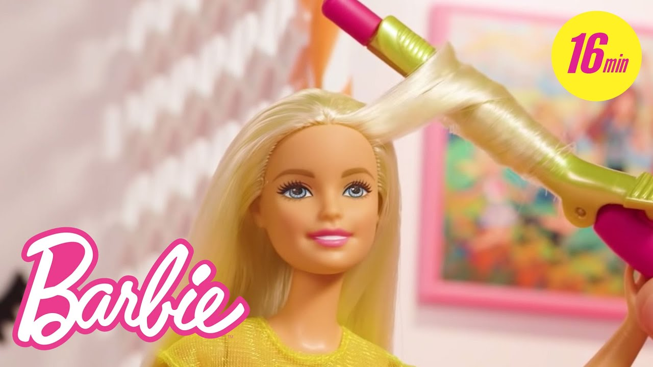 Barbie Barbie Her Favorite Activities At Home Youtube