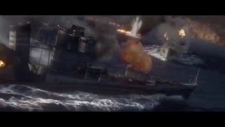 World of Warships X kantai collection OP trailer [fanmade]