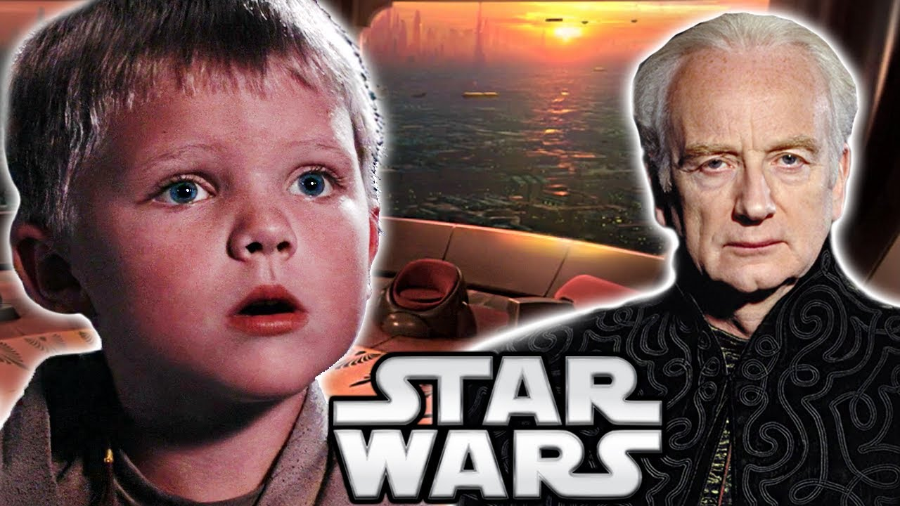 Palpatine Reveals Why The Jedi Only Trained Younglings In Revenge Of The Sith Star Wars Explained Youtube