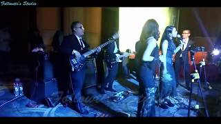 Via Valen Sayang Band Cover Muantaaap  Live At Hotel Tentrem