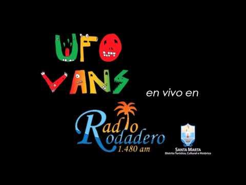UFO VANS en vivo en Sonorazos, por Radio Rodadero, Santa Marta 04/06/2015