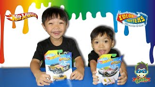 Kapten Jago Toys Review Color Changers Cars Hotwheels Toys Color Shifters