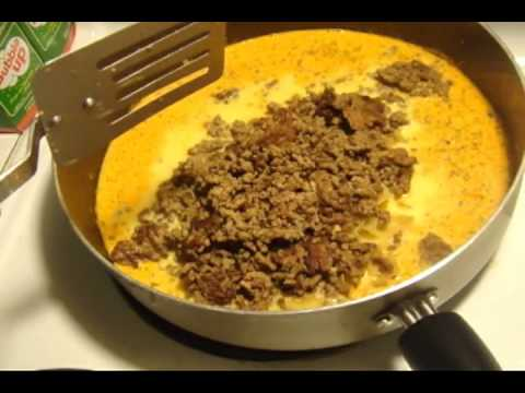 Cooking with Alias| Epic Meal Time Parody| Hamburger Helper 4 Cheese Lasagna