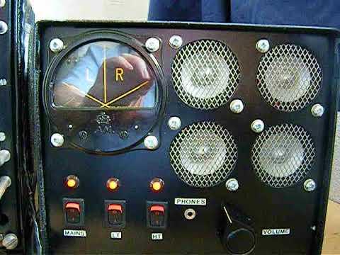 R1155A Restored Lancaster Radio