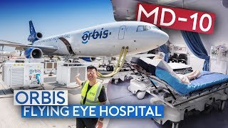 Mission Orbis - Flying Inside the World's Only Flying Hosp...