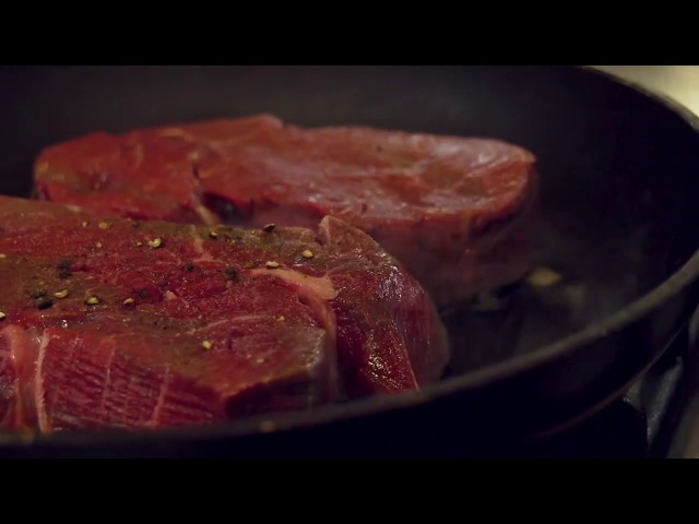 Steak Website Background Video