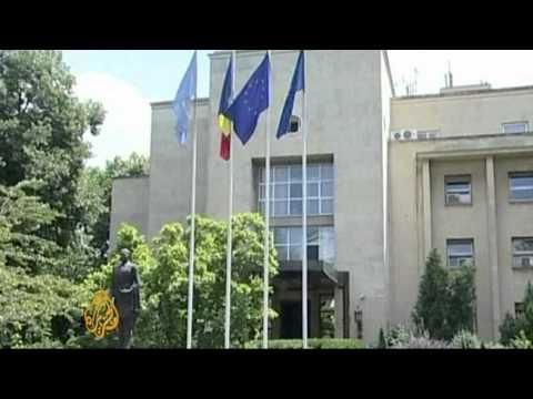 Russia releases Romania 'spy video'