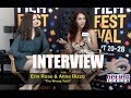 My LAFF 2018 Interview with Erin Rose and Anna Rizzo | 'THE WRONG TODD'
