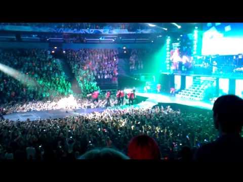 Justin Bieber - Beauty And a Beat @ Helsinki 4/26/2013