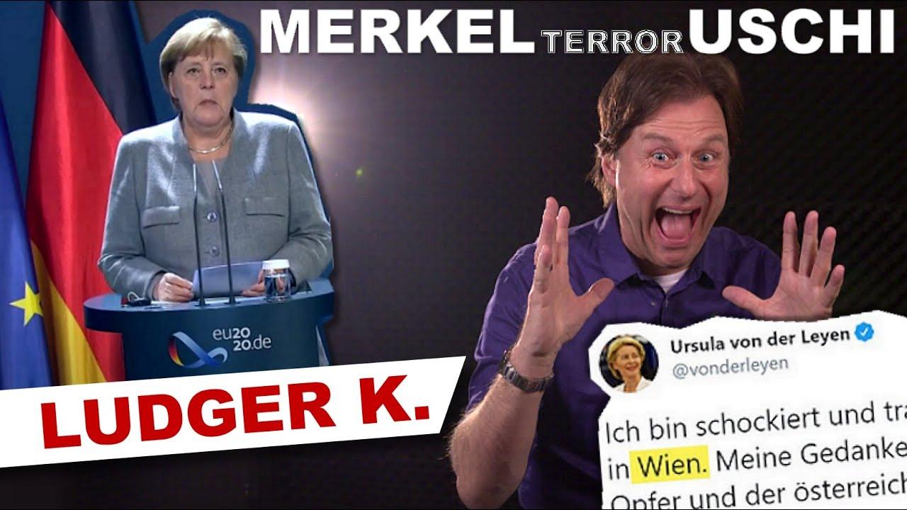 Lästermaul Ludger K. – Merkel, Terror, Uschi - YouTube