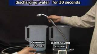 Water Saving Shower head.wmv