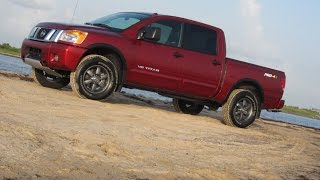 2014 Nissan Titan PRO-4X is IN THE DRIVE