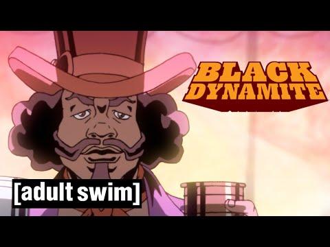 Black Dynamite | Willy W*nker | Adult Swim UK 🇬🇧