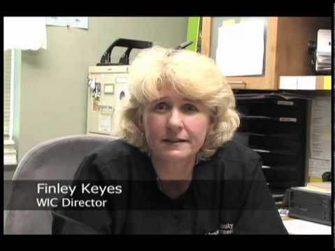 Alexander County Health Deptartment - Breast Feeding-WIC - Finley Keyes