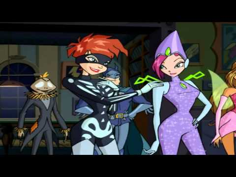 "Winx Club Season 2 Episode 16 ""Hallowinx!"" RAI English HD"