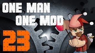 1.12 Modded Minecraft OMOM: Learning Immersive Engineering!  E23: Chemical Thrower!