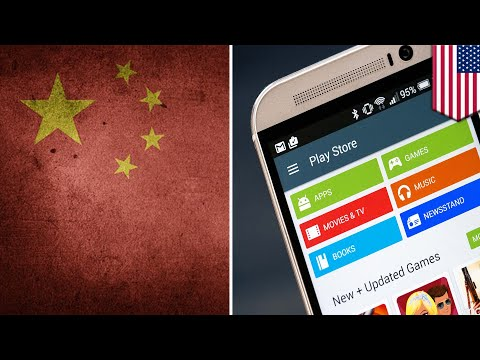 Google removes several Chinese apps over ad fraud - TomoNews