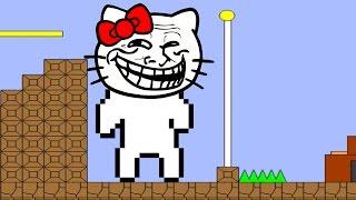 IT SHOOTS LASERS!?!? | Cat Mario | Fan Choice Friday