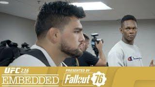 UFC 236: Embedded - Episódio 3