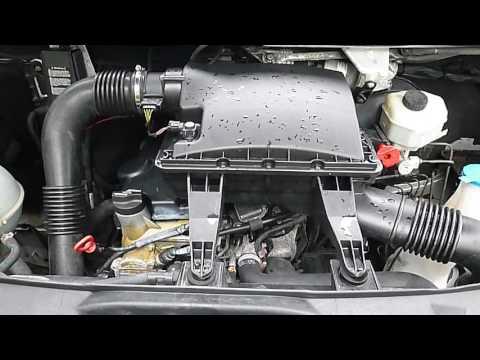 Двигатель Mercedes Benz для Sprinter 906 2006 после