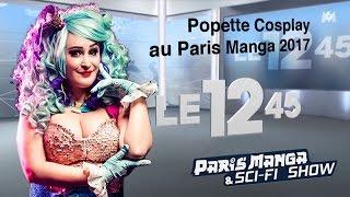 Popette Cosplay sur M6