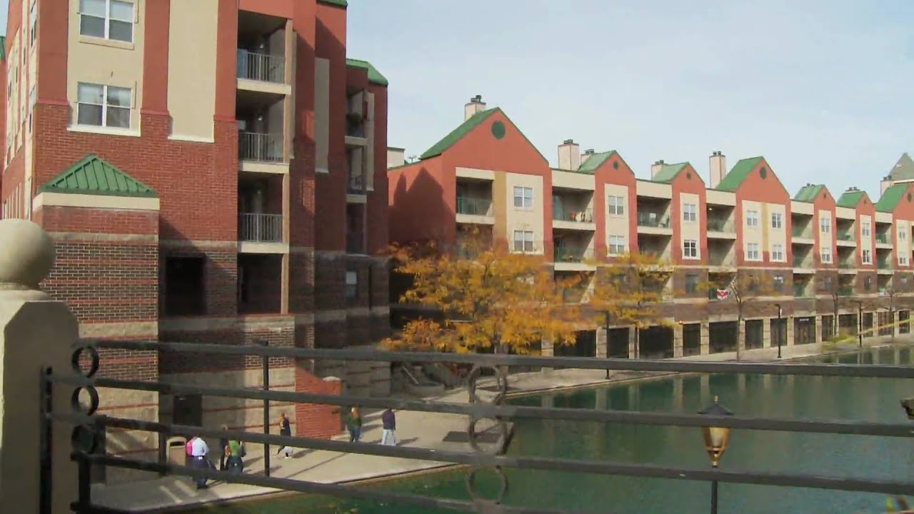 Canal Square Apartments  Indianapolis IN  YouTube
