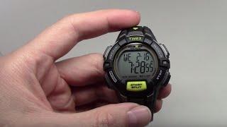 Timex Ironman Traditional 30-Lap Rugged Men