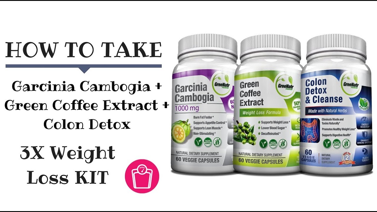 How to use green garcinia pro
