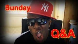 Q & A SUNDAY | Black.