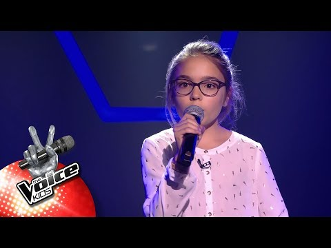 Jools - 'Hit The Road Jack' | Blind Auditions | The Voice Kids | VTM
