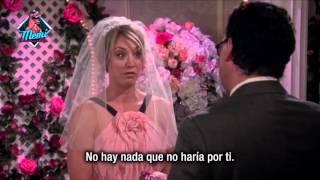 The Big Bang Theory - 9x01 Penny & Leonard votos matrimoniales (Subtitulado)