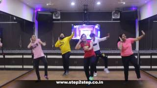 Choorhey Wali Bah Dance Choreography | Bhangra By Step2Step Dance Studio