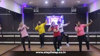 Choorhey Wali Bah Bhangra Steps | Choreography By Step2Step Dance Studio