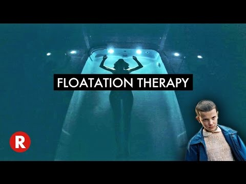 NAKED Float Treatment In A Sensory Deprivation Tank // Just