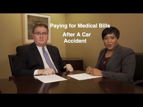 Paying your medical bills after a car accident: Personal Injury Attorney Illinois