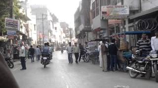 Azamgarh-takia chowk