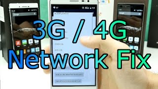 How to Fix 3G/4G LTE Data on your Chinaphone MTK 67xx [4K]
