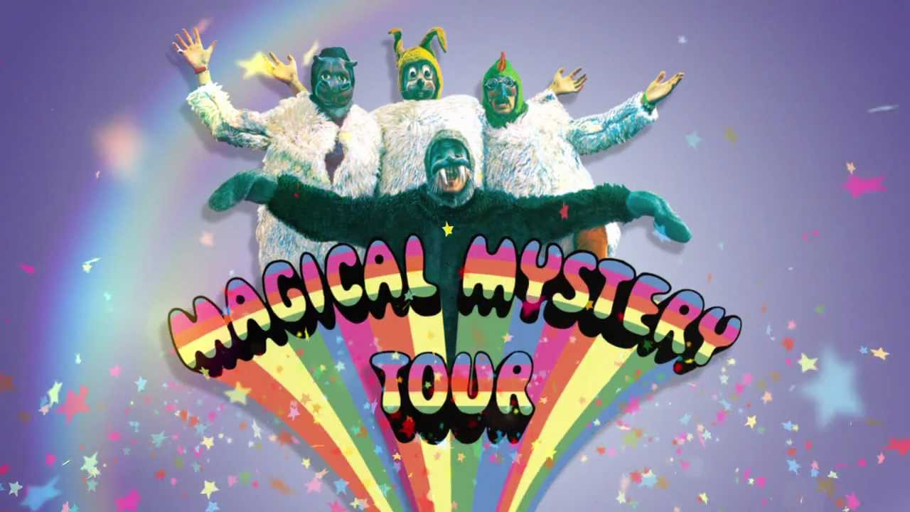 The Beatles Magical Mystery Tour Youtube