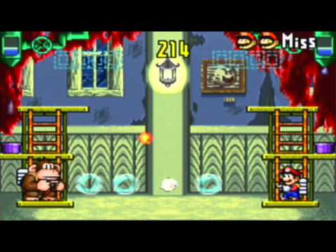 Game & Watch Gallery 4 - Donkey Kong 3 (Modern)