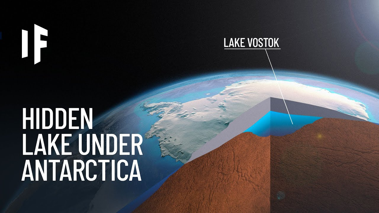 What If You Fell Into Lake Vostok?